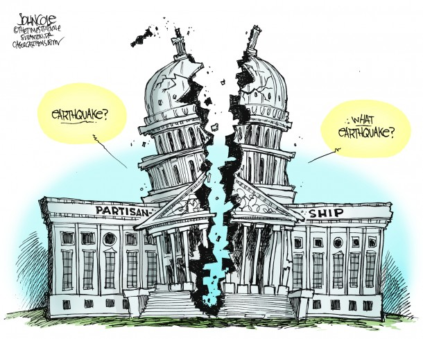 Government Shutdowns are Epitome of Dysfunction